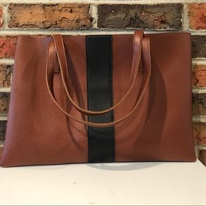 Vince Camuto Bags - Vince Camuto Vegan Leather Good Luck Tote